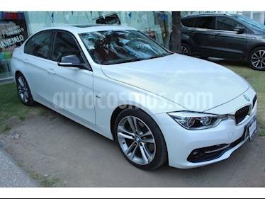 Foto venta Auto usado BMW Serie 3 330i (2016) color Blanco precio $415,000