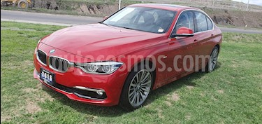 Foto venta Auto usado BMW Serie 3 330iA Luxury Line (2016) color Rojo Crimson precio $379,000
