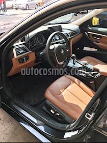 BMW Serie 3 330iA Luxury Line usado (2016) color Negro Zafiro precio $399,000