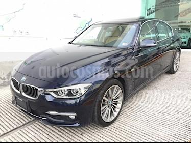 Foto venta Auto usado BMW Serie 3 330iA Luxury Line (2017) color Azul Imperial precio $469,500