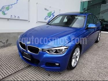 Foto venta Auto usado BMW Serie 3 330iA M Sport (2016) color Azul Agua precio $435,001