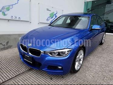 Foto venta Auto usado BMW Serie 3 330iA M Sport (2016) color Azul precio $435,000