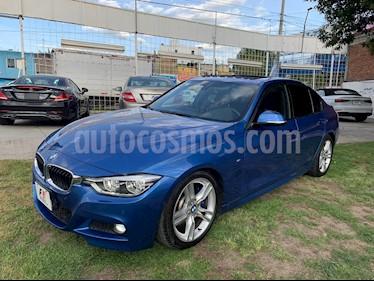 Foto BMW Serie 3 330iA M Sport usado (2016) color Azul precio $429,000