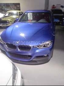 BMW Serie 3 330iA M Sport  usado (2018) color Azul Montego precio $660,000