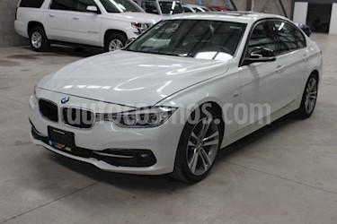 BMW Serie 3 330iA Sport Line Plus usado (2018) color Blanco precio $399,900