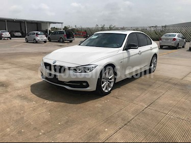 Foto venta Auto usado BMW Serie 3 330iA Sport Line Plus (2018) color Blanco precio $399,900
