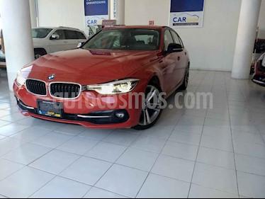 Foto venta Auto usado BMW Serie 3 330iA Sport Line (2017) color Rojo precio $369,900