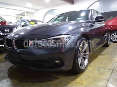 BMW Serie 3 330iA Sport Line usado (2018) color Gris precio $399,900