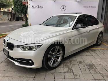 Foto venta Auto usado BMW Serie 3 330iA Sport Line (2017) color Blanco precio $510,000