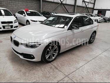 Foto venta Auto usado BMW Serie 3 330iA Sport Line (2017) color Blanco precio $443,900