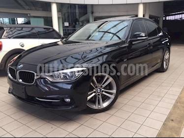 Foto venta Auto usado BMW Serie 3 330iA Sport Line (2017) color Negro precio $525,000