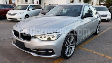 Foto venta Auto usado BMW Serie 3 330iA Sport Line (2018) color Plata precio $518,900