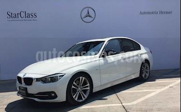 BMW Serie 3 330iA Sport Line usado (2017) color Blanco precio $499,900