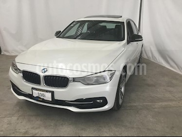 Foto venta Auto usado BMW Serie 3 330iA Sport Line (2018) color Blanco precio $467,900