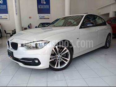 Foto venta Auto usado BMW Serie 3 330iA Sport Line (2017) color Blanco precio $399,800