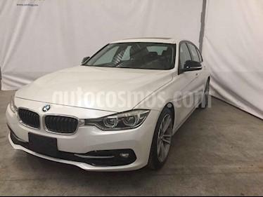 Foto venta Auto usado BMW Serie 3 330iA Sport Line (2017) color Blanco precio $499,000