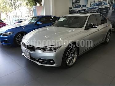 BMW Serie 3 330iA Sport Line usado (2017) color Plata precio $525,000