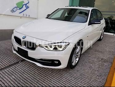 Foto venta Auto usado BMW Serie 3 330iA Sport Line (2017) color Blanco precio $425,000