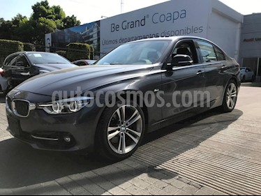 Foto venta Auto Seminuevo BMW Serie 3 330iA (2018) color Gris precio $548,000