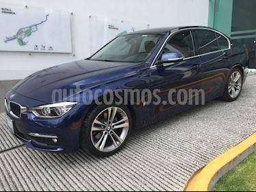 Foto venta Auto Seminuevo BMW Serie 3 330ie iPerformance (2017) color Azul Imperial precio $530,000