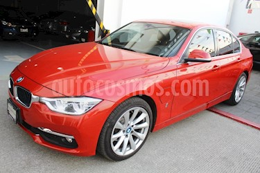 Foto BMW Serie 3 330ie iPerformance usado (2017) color Rojo Melbourne precio $498,000