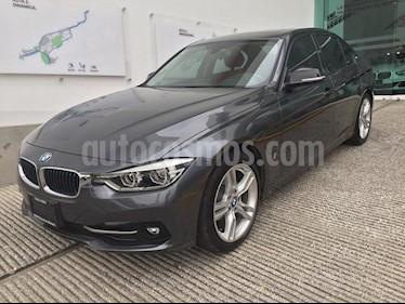 Foto venta Auto usado BMW Serie 3 330ie iPerformance (2018) color Gris Mineral precio $710,001