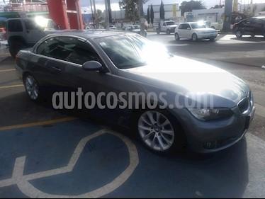 Foto venta Auto Seminuevo BMW Serie 3 335iA Cabriolet (2009) color Gris precio $210,000