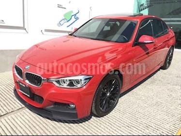 Foto BMW Serie 3 340iA M Sport usado (2018) color Rojo precio $665,000