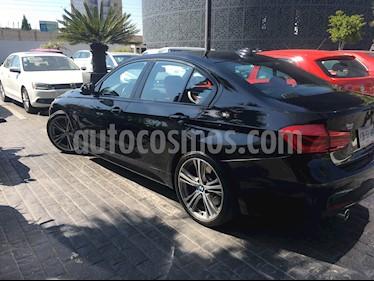 Foto venta Auto usado BMW Serie 3 340iA M Sport (2017) color Negro Zafiro precio $650,000