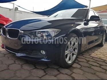 Foto venta Auto usado BMW Serie 3 4p 320i L4/2.0/T Aut (2015) color Azul Marino precio $280,000