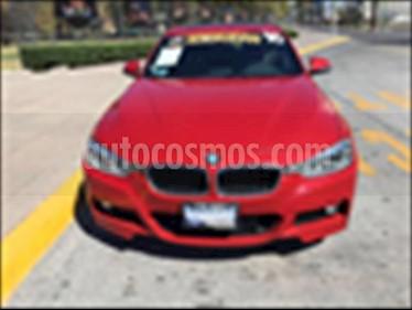 Foto venta Auto usado BMW Serie 3 4P 320I SEDV°N M SPORT L4/2.0/T AUT (2016) color Rojo precio $355,000