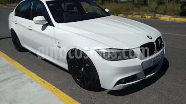 BMW Serie 3 4P 325I M SPORT TA TELA QC RA-16 usado (2011) color Blanco precio $205,000
