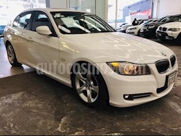 Foto venta Auto usado BMW Serie 3 4p 325i Sedan L6/2.5 Aut (2012) color Blanco precio $235,000