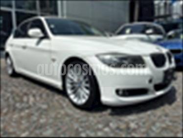 BMW Serie 3 4p 325iA aut usado (2011) color Blanco precio $230,000