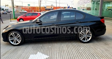 Foto venta Auto usado BMW Serie 3 4p 330i Sport Line L4/2.0/T Aut (2017) color Negro precio $499,000