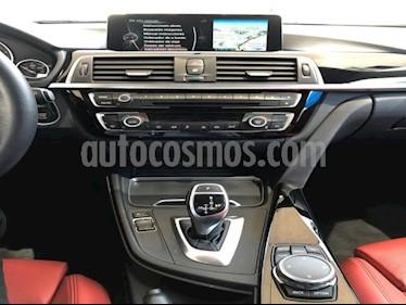 Foto BMW Serie 3 4p 330i Sport Line L4/2.0/T Aut usado (2017) color Gris precio $500,000