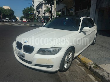 BMW Serie 3 318i Executive usado (2012) color Blanco precio u$s13.000
