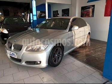 BMW Serie 3 320i usado (2010) color Gris Grafito precio u$s13.500