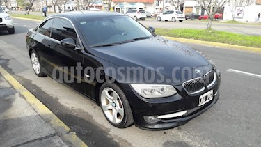 BMW Serie 3 325i Coupe Executive usado (2011) color Negro precio $1.590.000