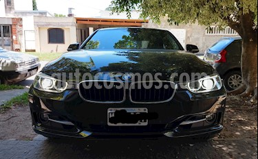 BMW Serie 3 328i Sport Line usado (2013) color Negro precio $2.190.000