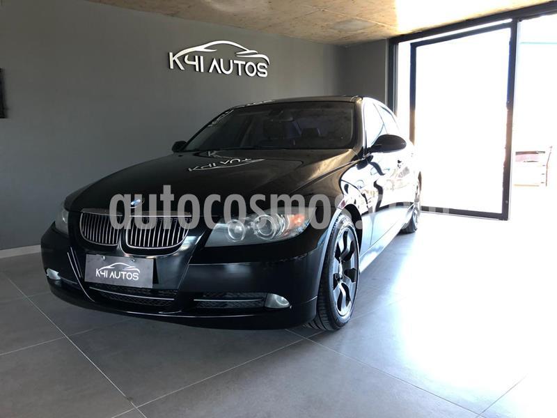 BMW Serie 3 330d Executive usado (2006) color Negro precio u$s10.000