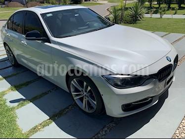 BMW Serie 3 328i Sport Line usado (2013) color Blanco precio u$s27.500