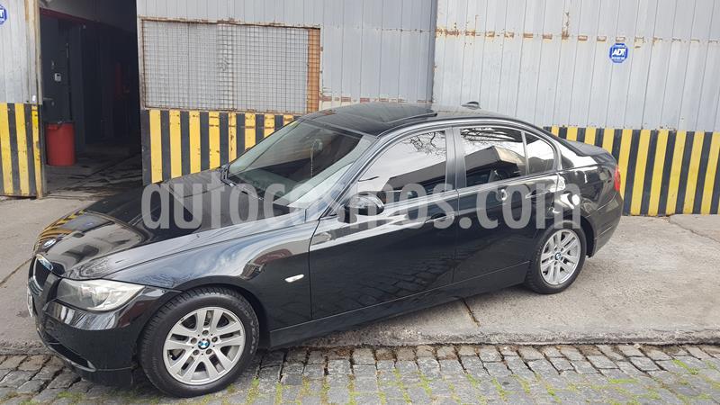 BMW Serie 3 320d Active usado (2008) color Negro precio u$s11.000