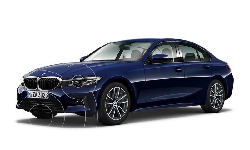 Foto BMW Serie 3 320i SportLine Aut nuevo color Azul precio u$s7.469.000