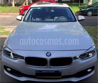 BMW Serie 3 320 usado (2016) color Blanco precio u$s26.500