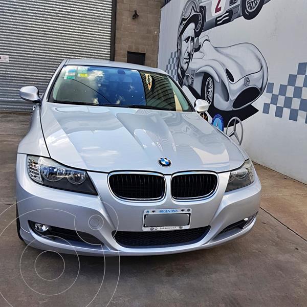 Foto BMW Serie 3 318i Executive usado (2012) color Plata precio u$s12.000