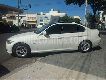 BMW Serie 3 318i Executive usado (2012) color Blanco precio u$s13.800