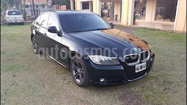 BMW Serie 3 320i sedan executive usado (2010) color Negro precio $1.050.000