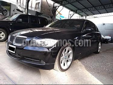 BMW Serie 3 330i Executive usado (2007) color Negro precio $520.000