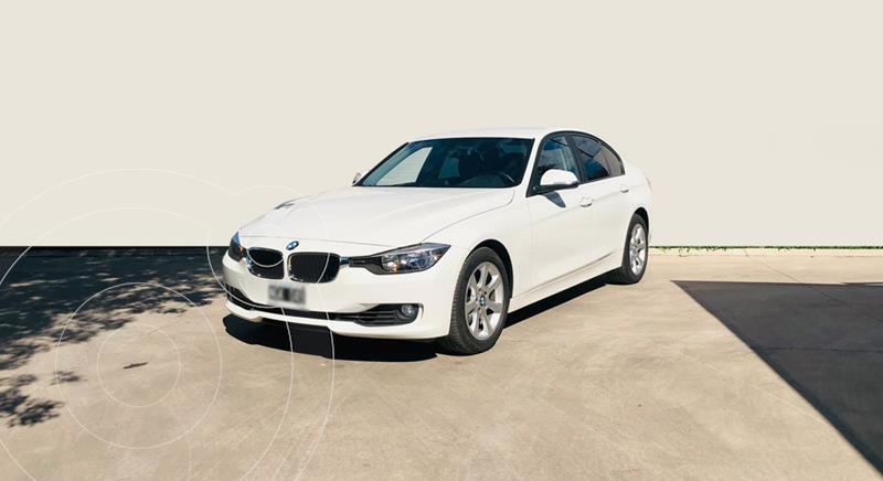 BMW Serie 3 320d usado (2013) color Blanco precio $3.200.000